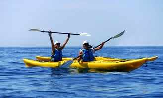 Rent a Kayak in Santa Caterina (LE) Italy