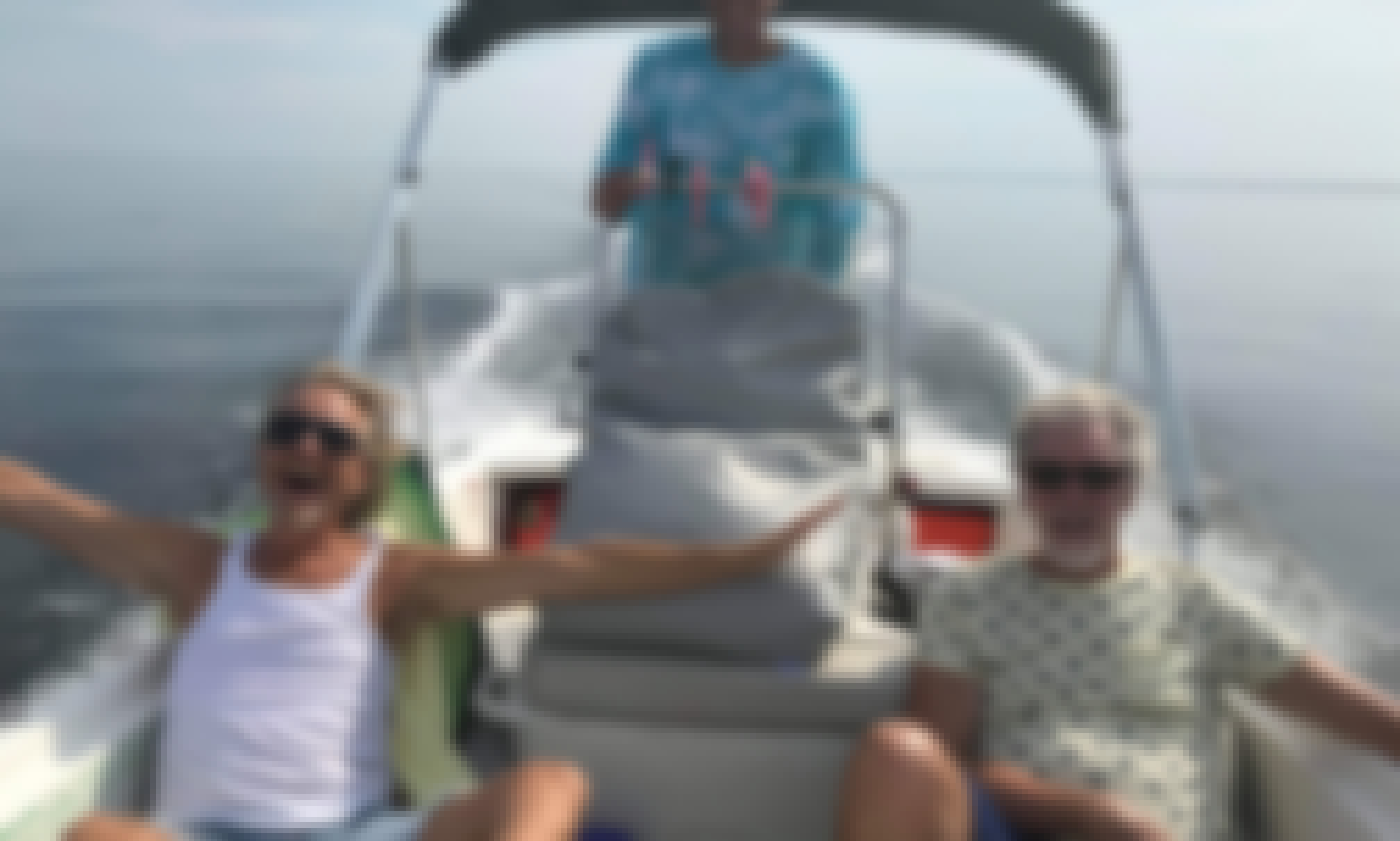 Inshore Cruise,Shelling, Dolphin watching, Fishing, Port Richey,  Florida with Mako 17 Pro Skiff