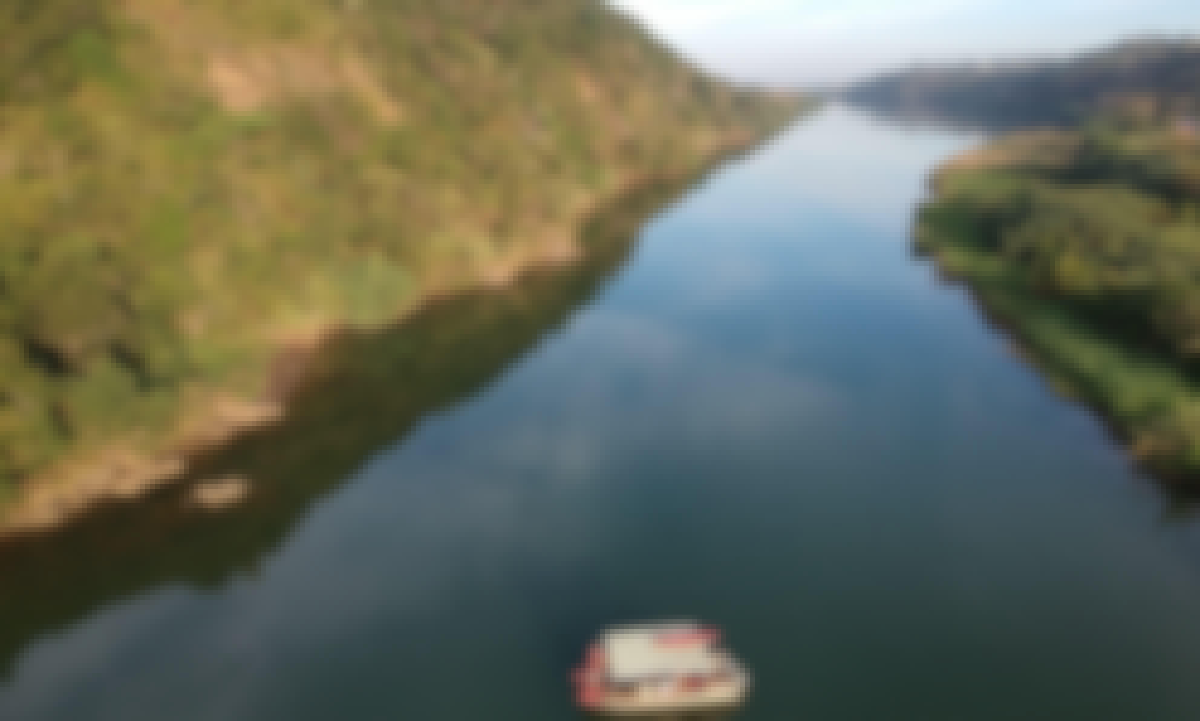 PowerCat Estuary Fishing in Port Shepstone, KwaZulu-Natal