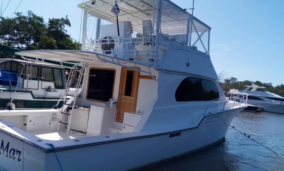 57 Sportfishing Charter For 10 People In Provincia De Chiriqui Panama Getmyboat