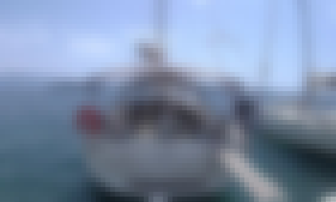 "Charter the ""Paraiba"" Beneteau Cyclades 50.5 Sailing Yacht in Corfu, Greece"