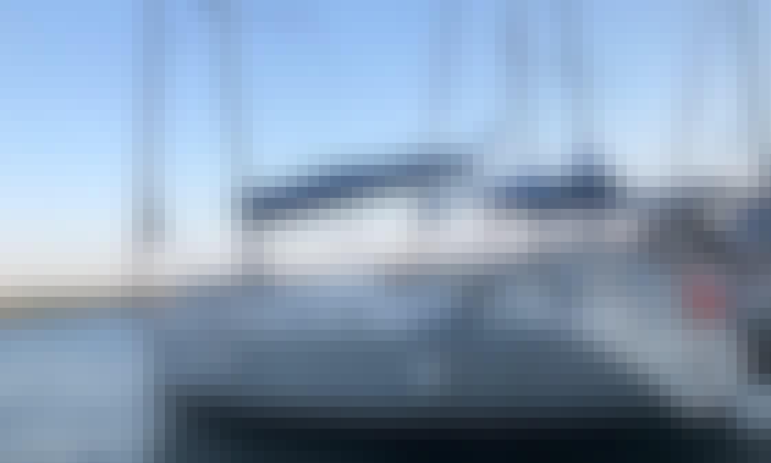 """Sapphire"" Beneteau Cyclades 43.4 Cruising Monohull Rental in Corfu, Greece"