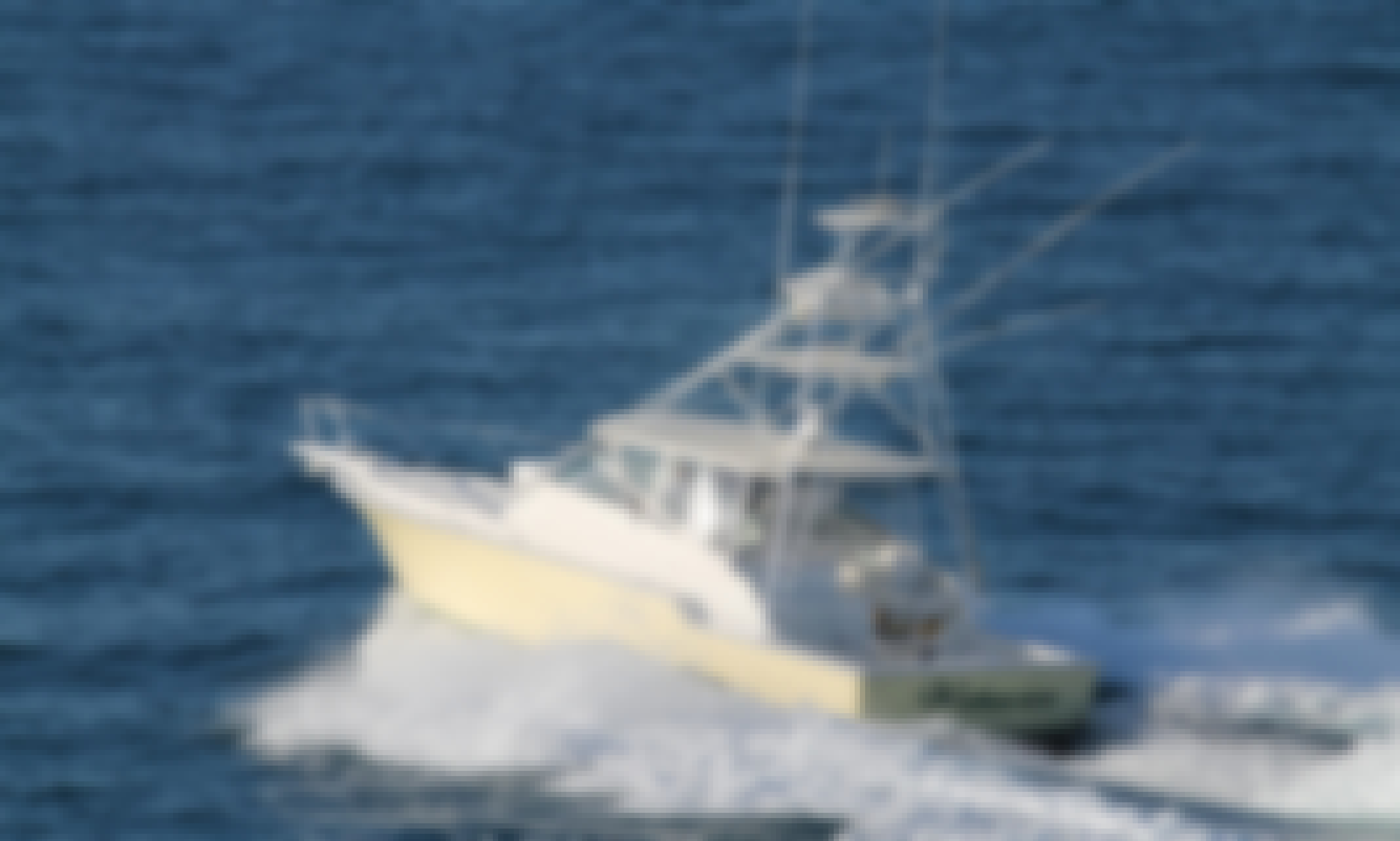 Off Shore Sportsfishing Boat - Wahooter's