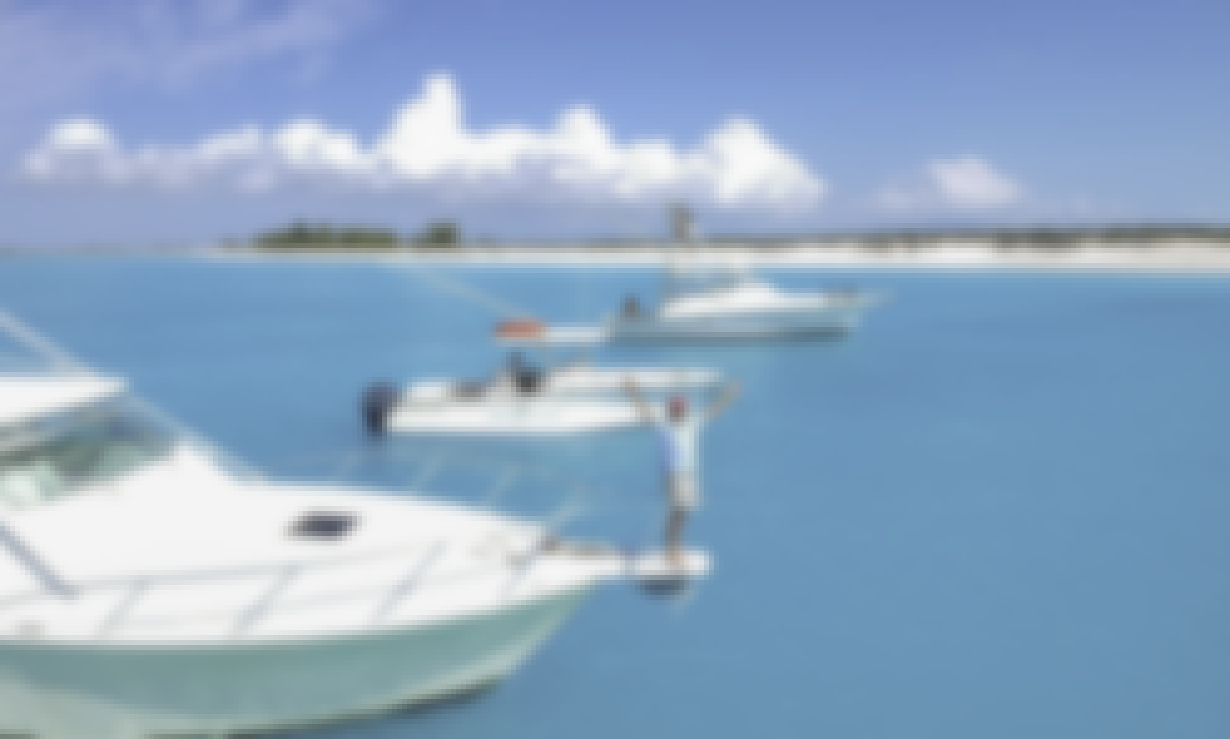 Half Day off Shore Sportsfishing Boat - Wahooter's for Charter in Caicos Islands, Turks and Caicos Islands