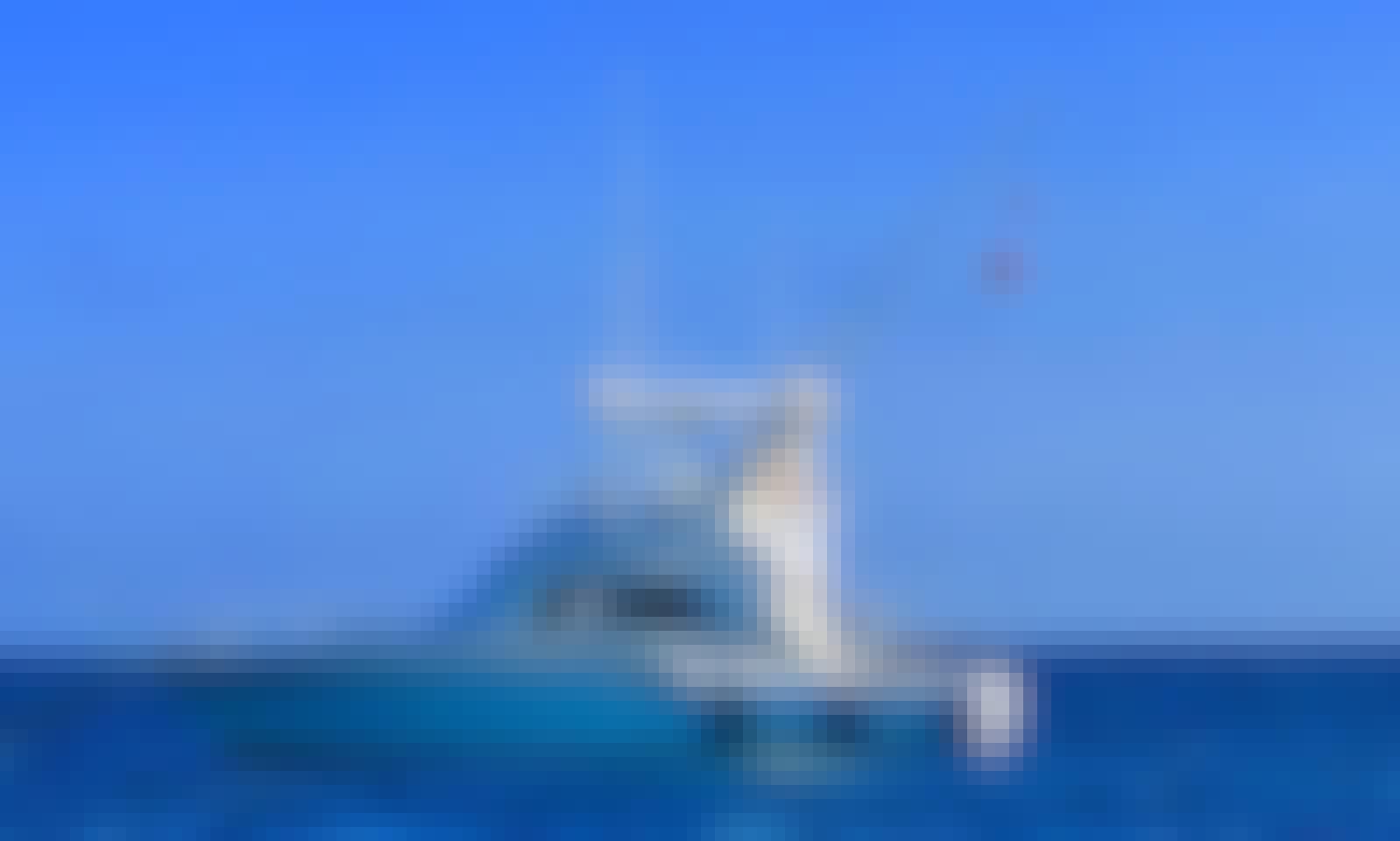 "Fishing Charter on ""Whatever It Takes"" Sportfishing in Mombasa, Kenya"