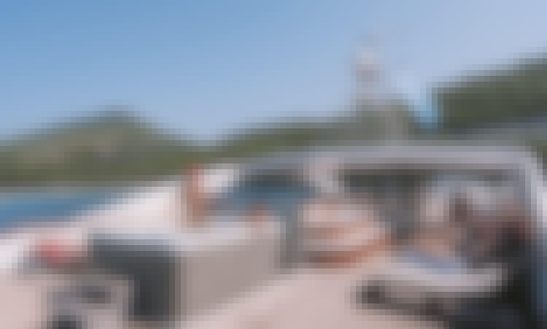 M/Y President Power Mega Yacht in Split, Croatia