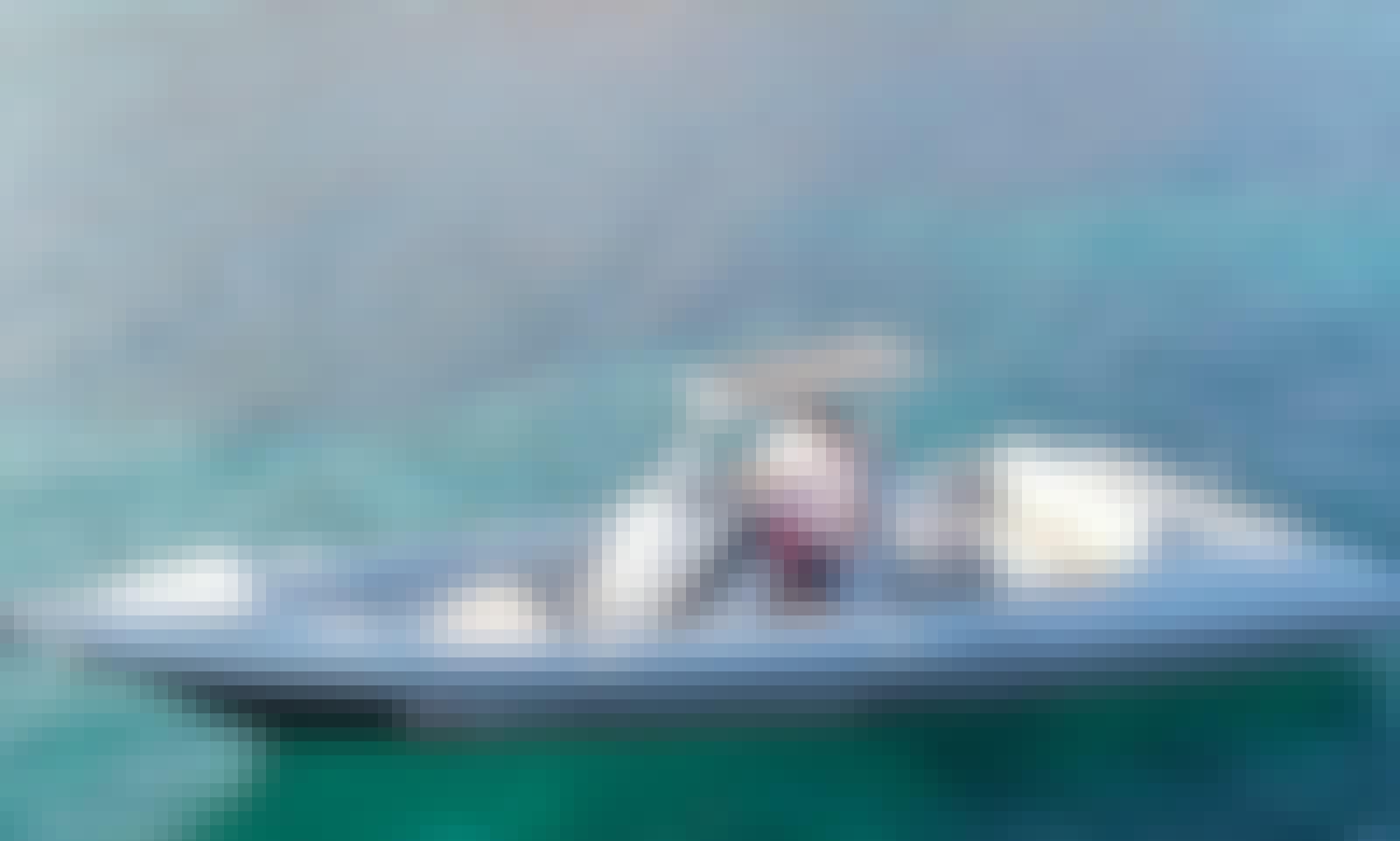 One Day Skippered RIB Cruises from Lavrio onboard Nestor 900 RIB