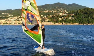 Book the Windsurf Tryout in Opatija, Croatia