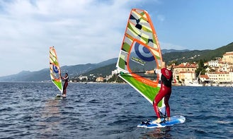 Book the Windsurf Extended in Opatija, Croatia