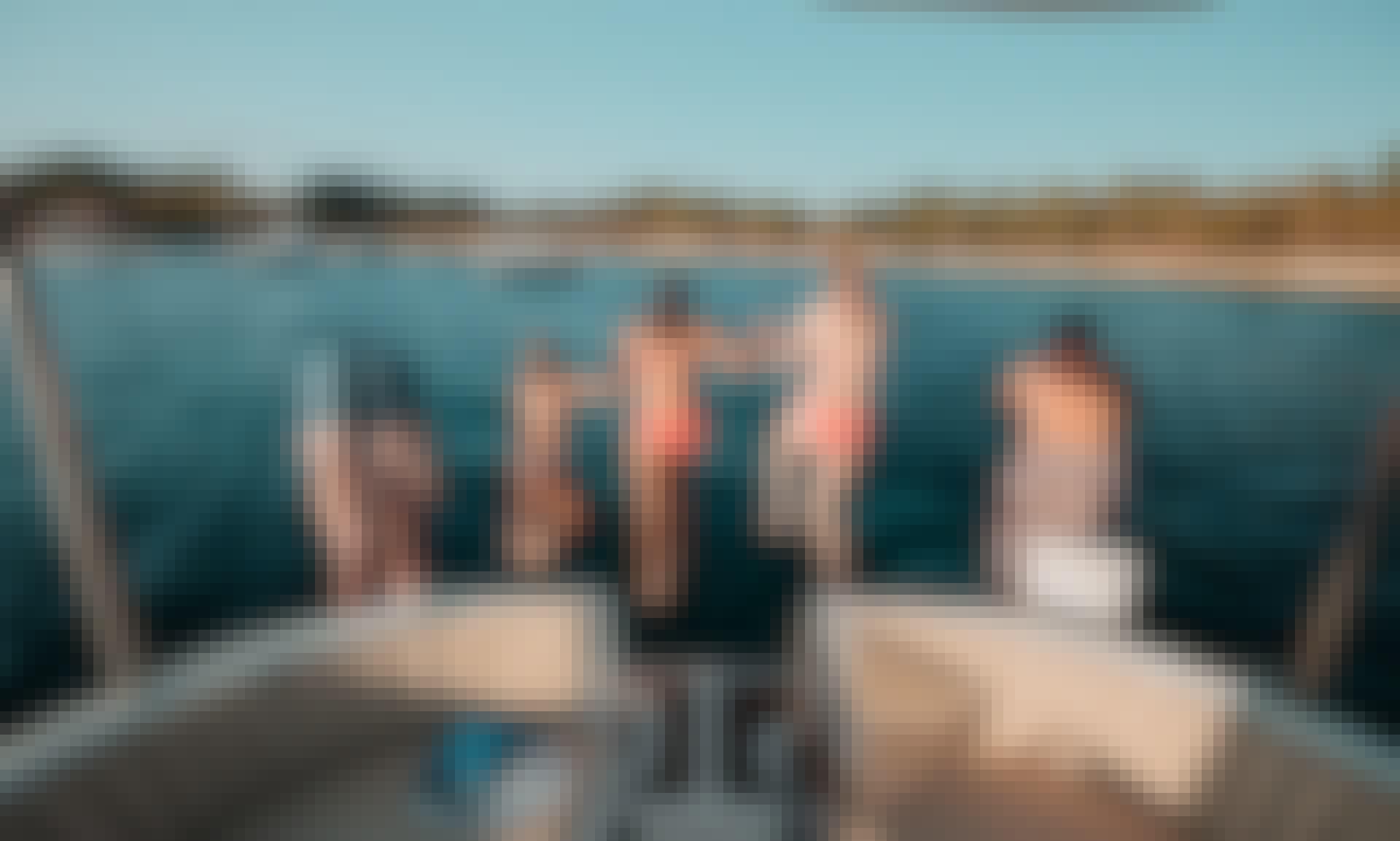 35' Blue Star Motor Boat Rental in Pula Verudella, Istarska županija