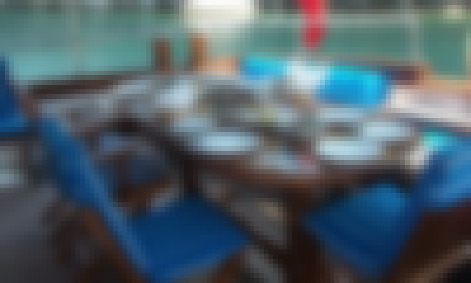 Full Day Private Yacht Charter to Cruise Around Datça Peninsula