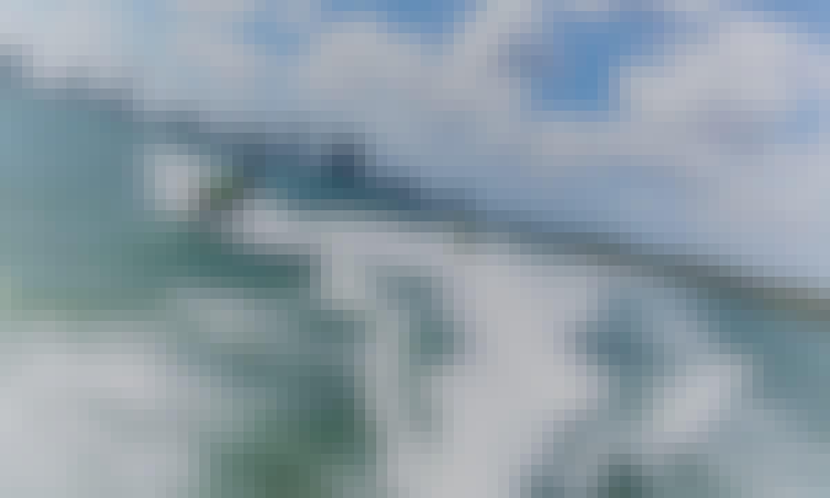 Yamaha VX Deluxe Jet Ski Tour in Miami and Miami Beach!