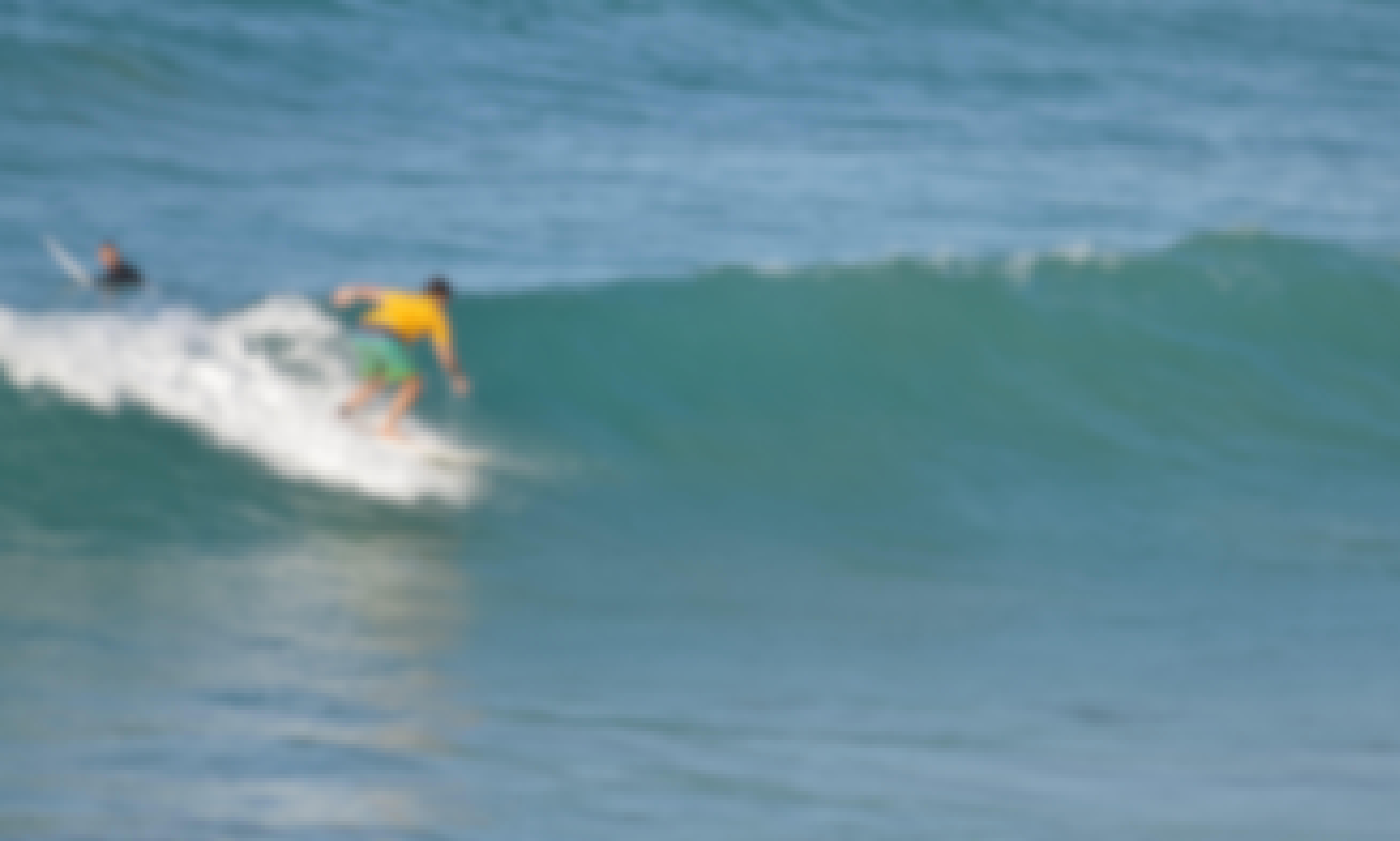 Surf in Crete