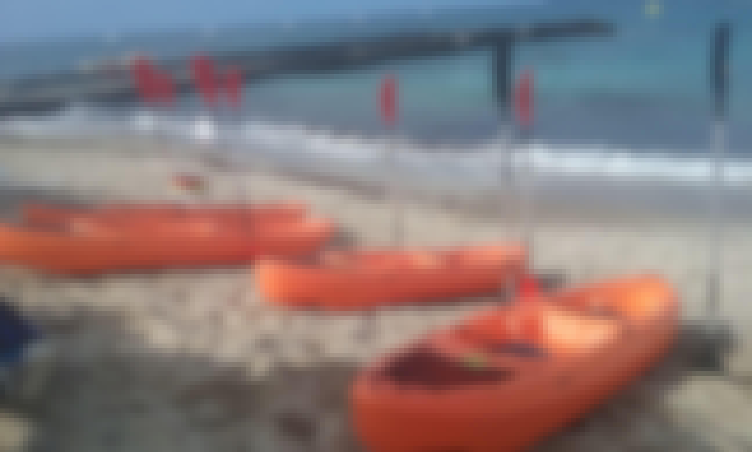 Canoe Kayak in Crete