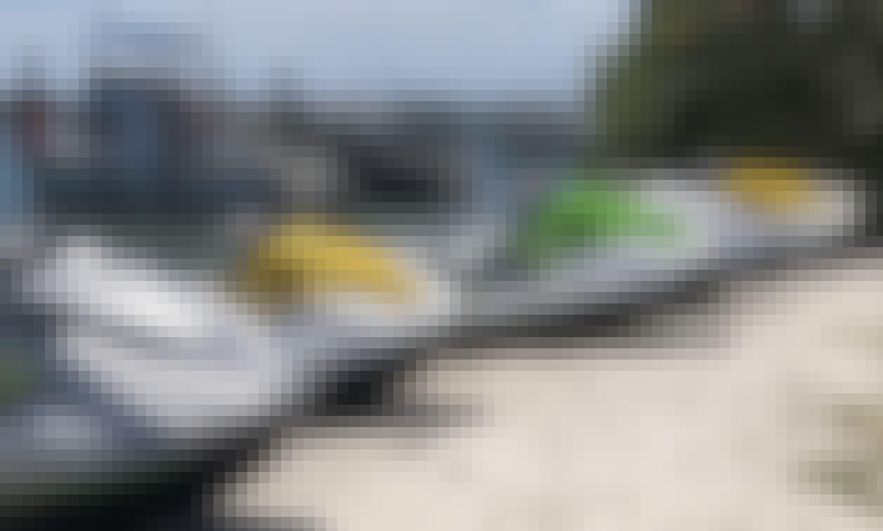 Jetski in Miami - Yamaha Seado