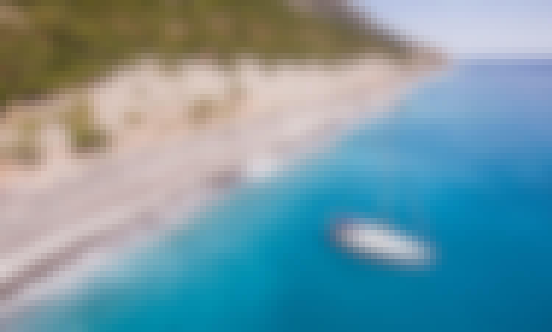 Explore Chania via our Private Multi Day Sailing Trip aboard Bavaria 47 Sailing Yacht!