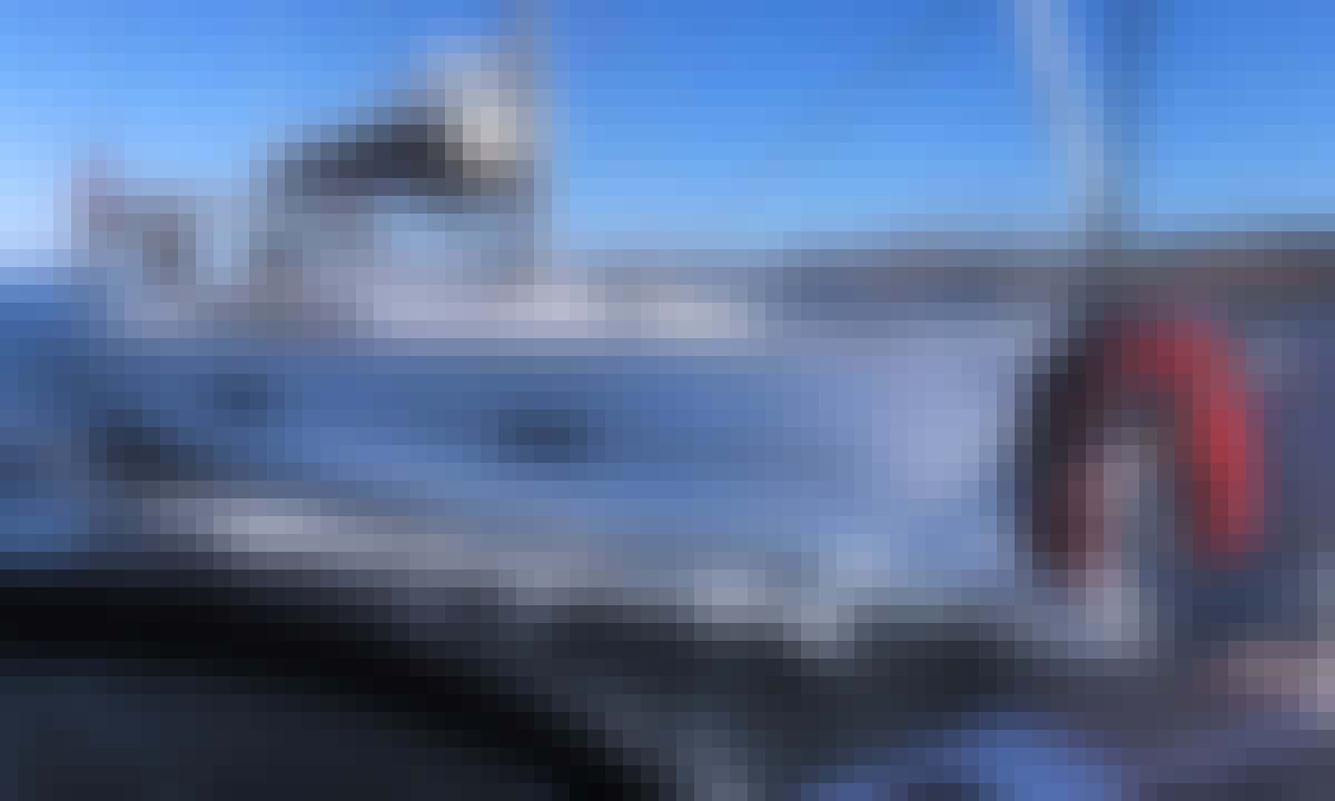 """Gerry"" Dufour 460GL Sailing Yacht Rental in Il-Kalkara, Malta"