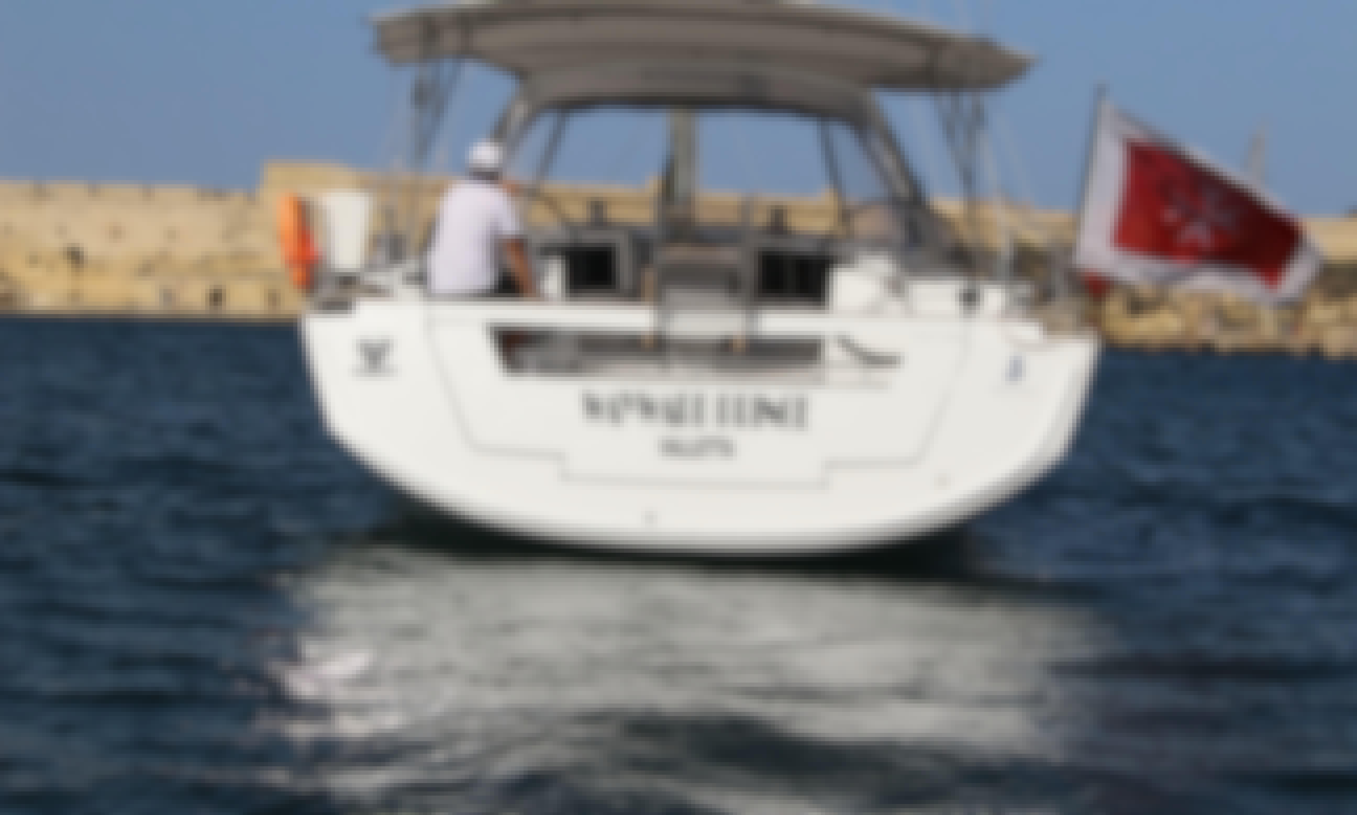"""Wayward Prince"" Beneteau Oceanis 48 Cruising Monohull Rental in Il-Kalkara, Malta"