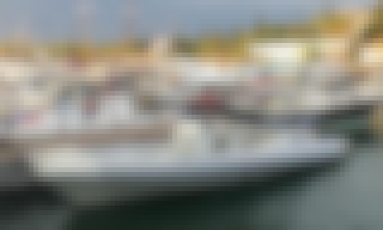 Charter 28' Skipper 4U Family Rigid Inflatable Boat in Paleo Faliro, Greece