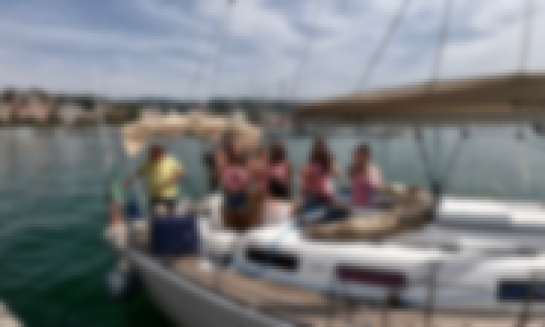 Dufour 42.5 Grand Large Sailing Charter in La Spezia