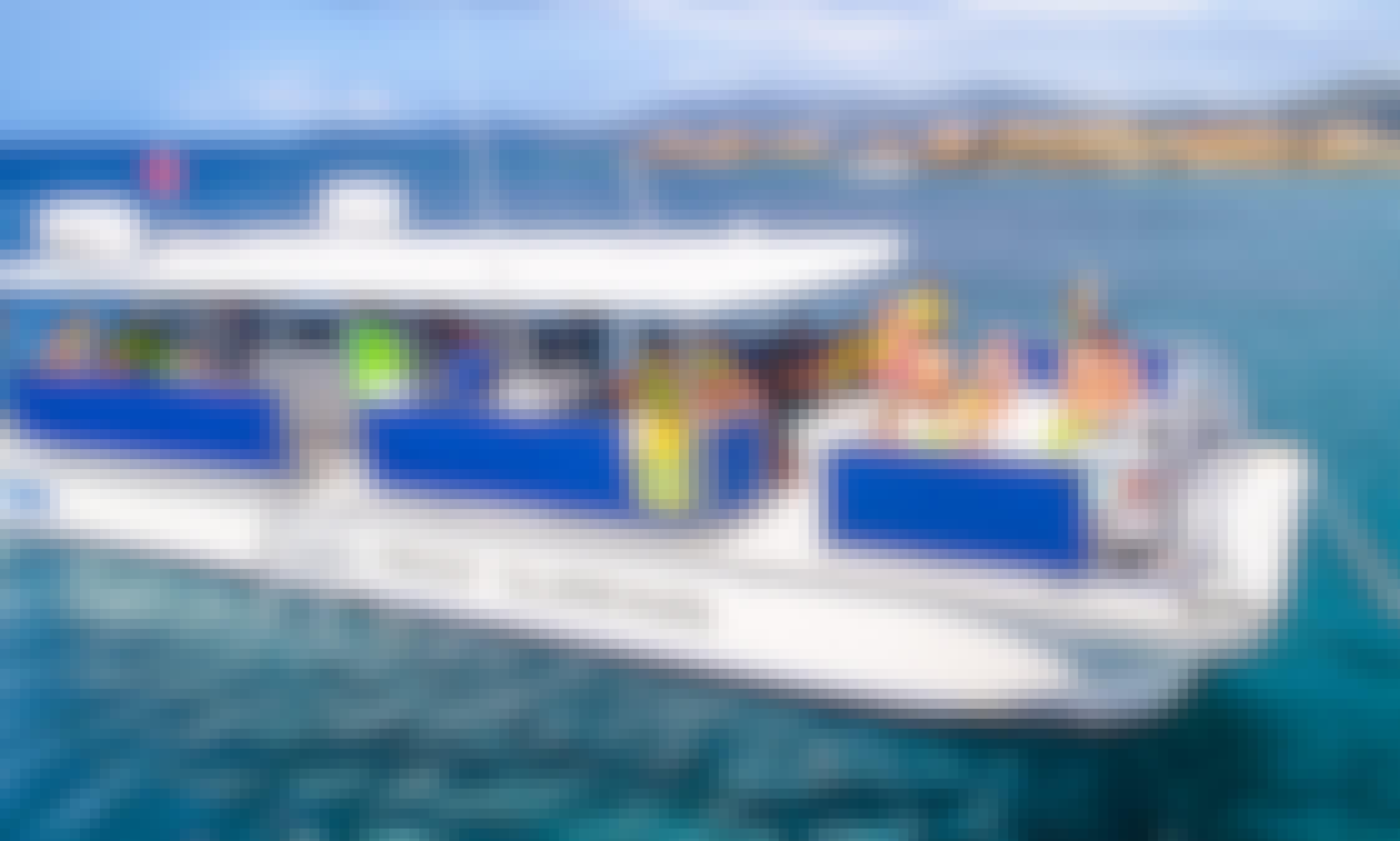 Reef Surfari Snorkeling Excursion - 2 Locations (4-Hours) in St. Thomas, U.S. Virgin Islands