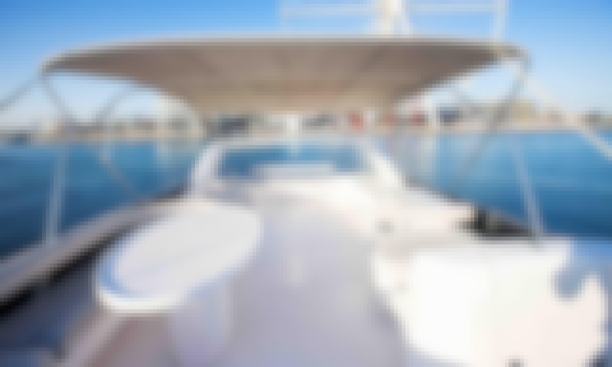 "80' Power Mega Yacht ""Orange"" - Capacity 20 Pax in Dubai, United Arab Emirates"