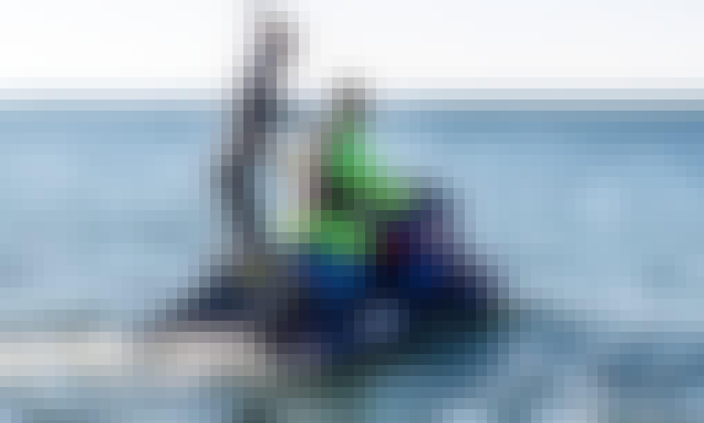 Jet Ski rental in Costa da Caparica starting at €150!!