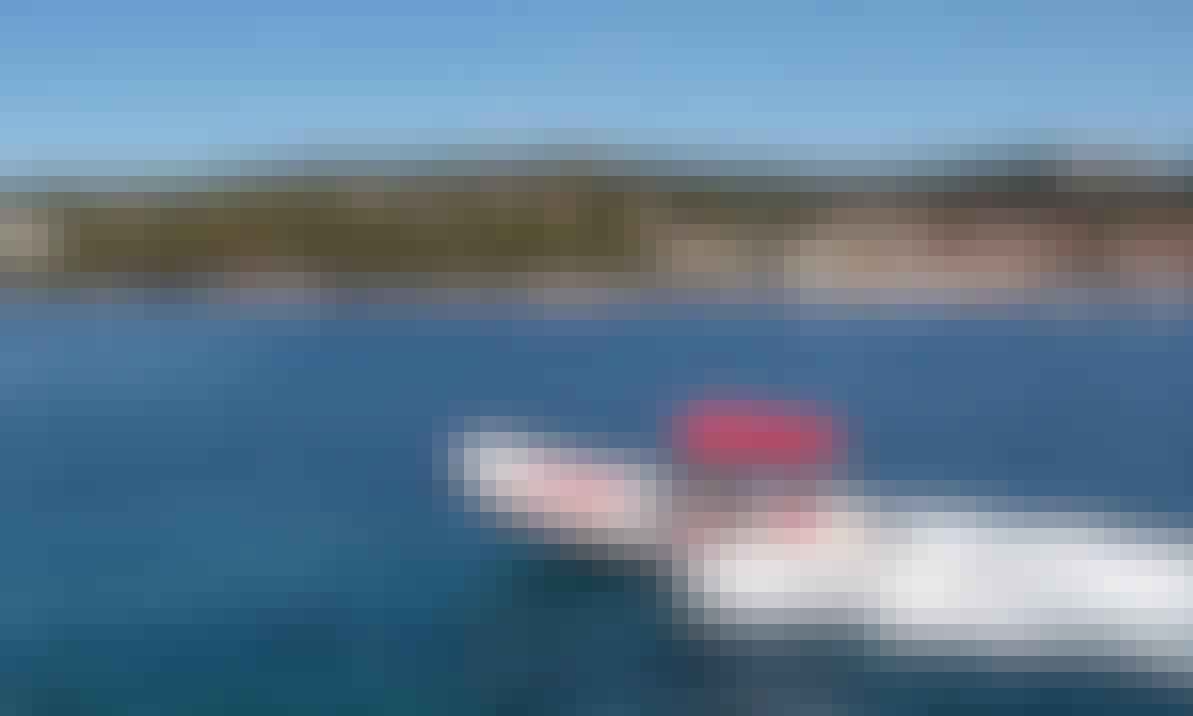 Exciting Private Speedboat Tour in Hvar
