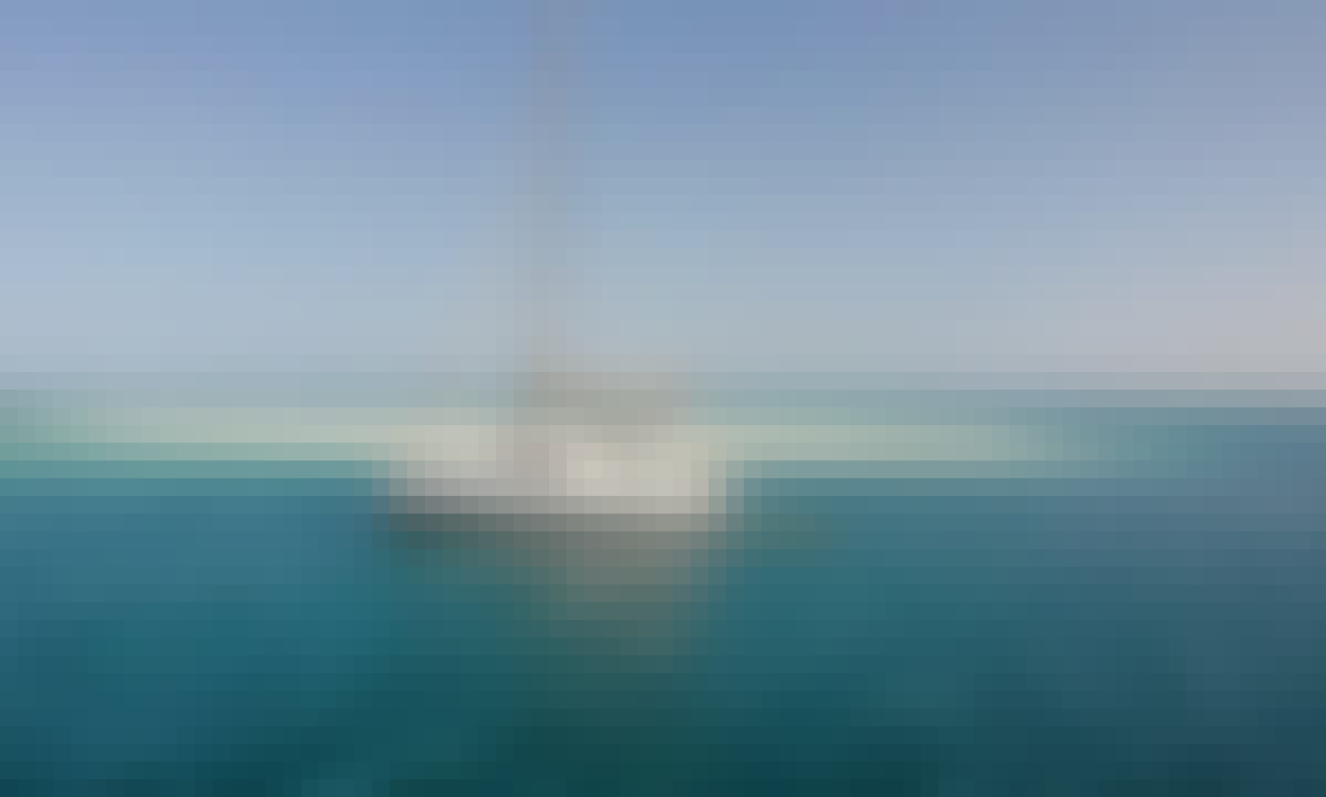 Sailing Catamaran In Abu Dhabi with Arabian Breeze- United Arab Emirates