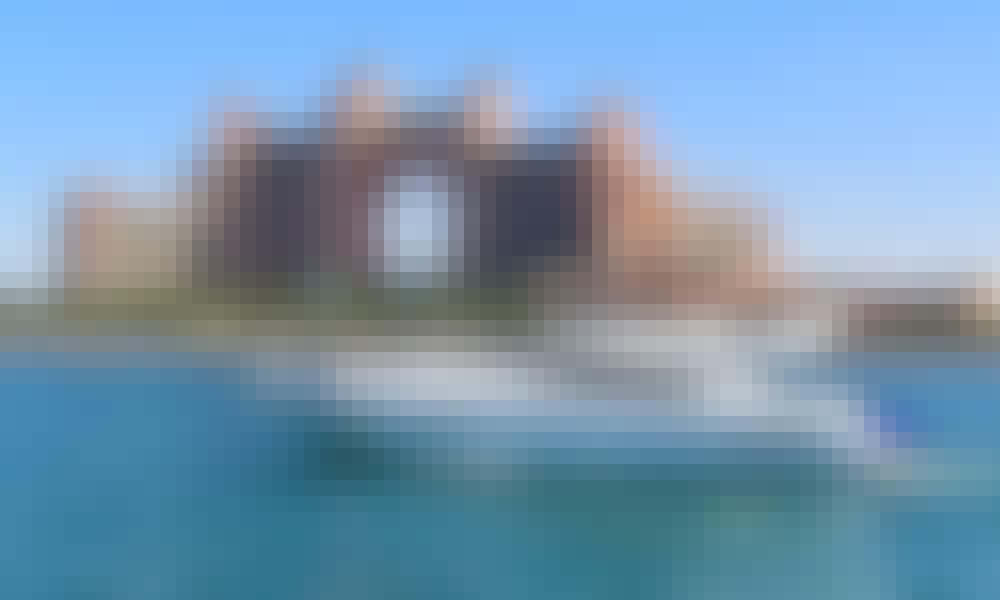 Luxury Yacht Rental in Dubai - 58 Feet Yacht Etosha