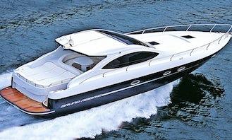 41 Foot Primatist G41 Yacht Charter in Ornos
