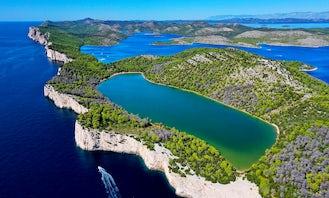 National Park Kornati & Natural par Telašćica PRIVATE tour up to 12 persons from Split