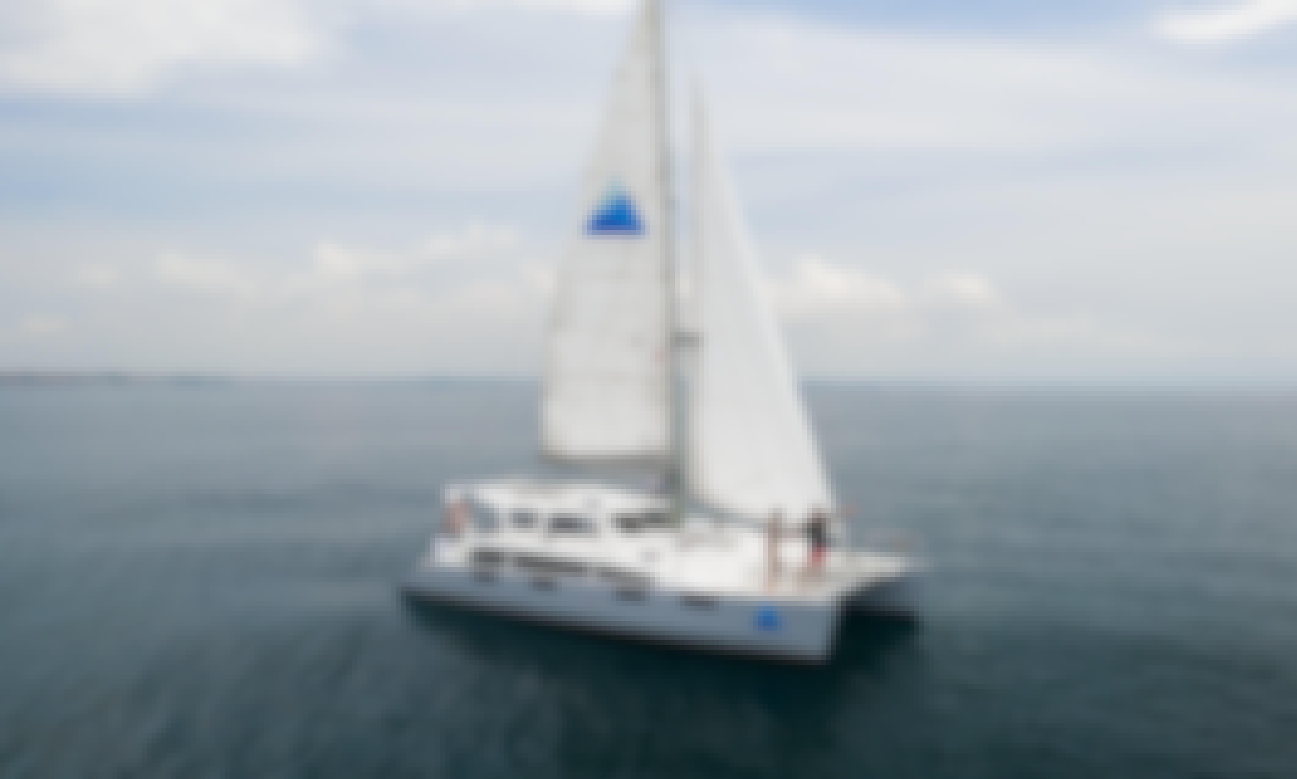 Luxury Catamaran 14 meters