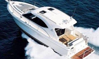 Charter the 25' Jeanneau Cap Camarat Walk Around Boat in Lozica