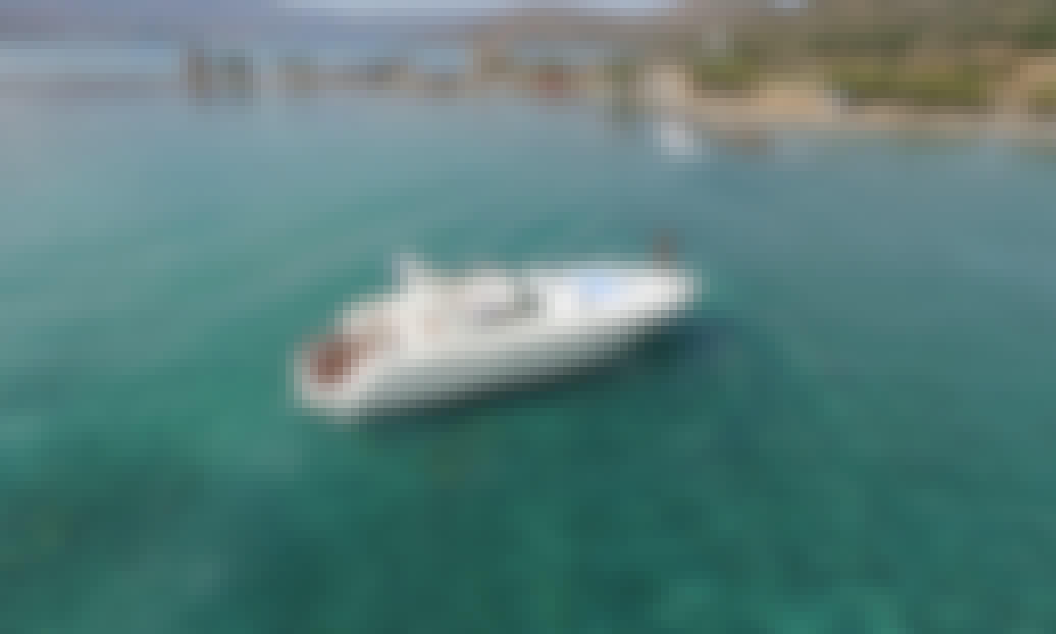 Cranchi Zaffiro 34 Motor Yacht in Agios Nikolaos, Greece