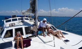 43' Cruising Catamaran rental in Dar es Salaam