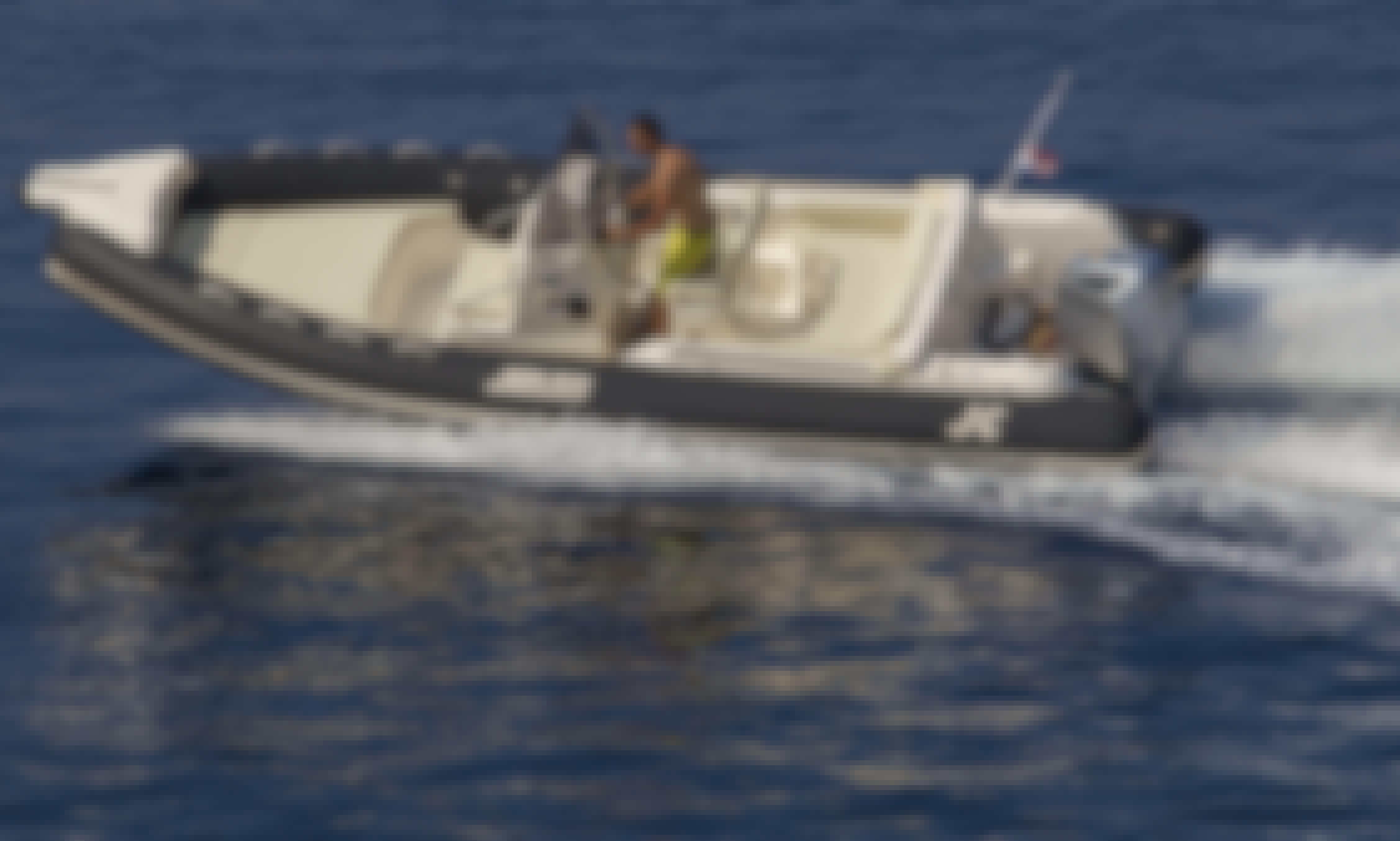 JOKERBOAT CLUBMAN 24 + HONDA 250 Hp