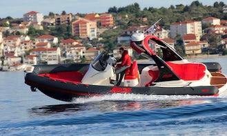 Jokerboat Mainstream 800 RIB Rental in Trogir, Splitsko-dalmatinska županija