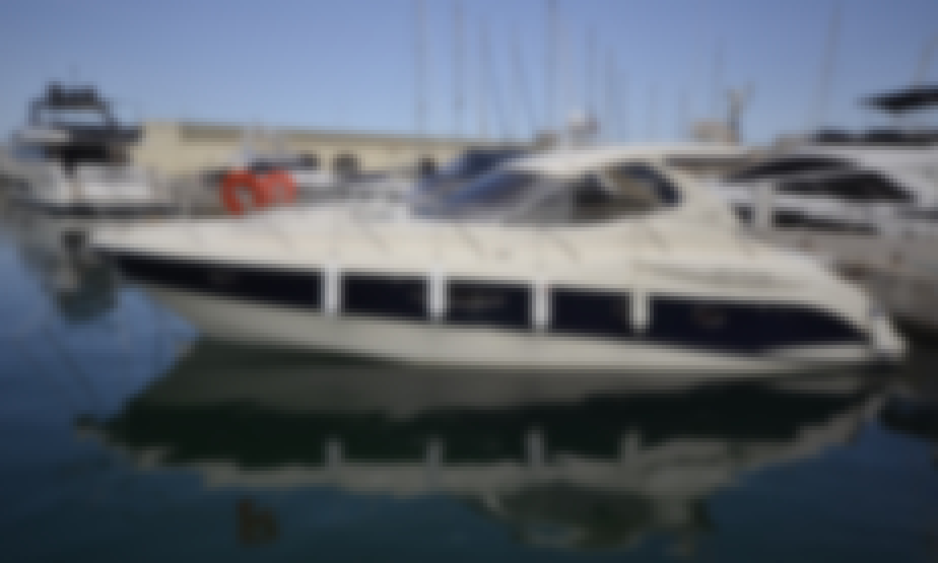 Atlantis 42 Motor Yacht Rental in Saint Julian's, Malta