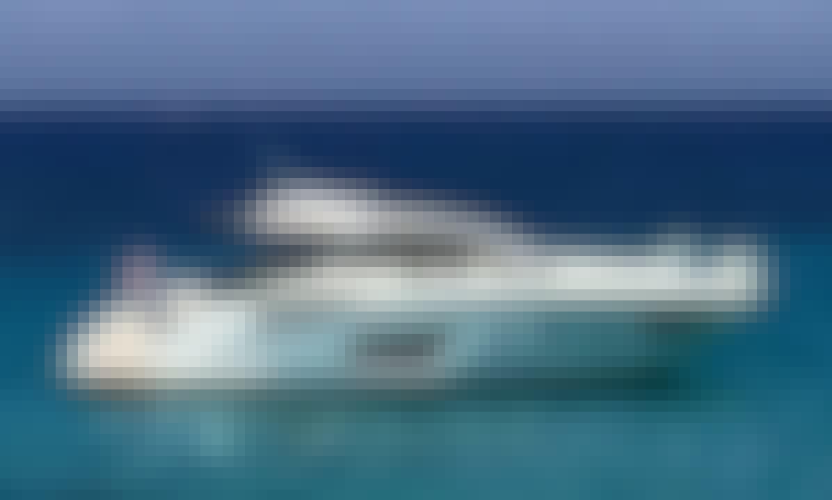 Atlantis 44 Motor Yacht Charter in Saint Julian's Malta