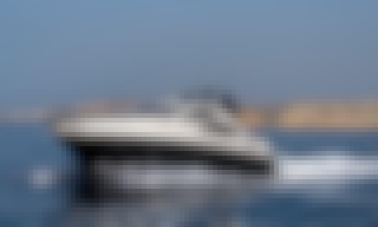 Sunseeker Predator 62 Motor Yacht Charter in Saint Julian's Malta