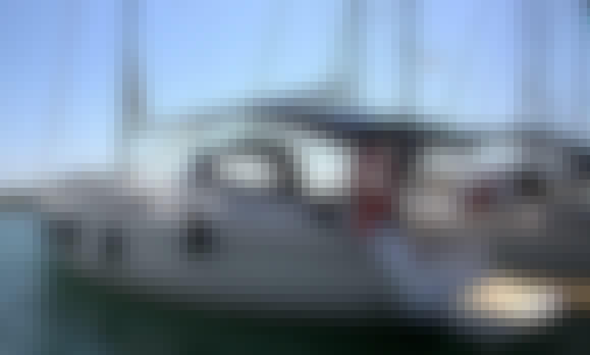 Bavaria 41 Sailing Charter in San Ġiljan, Malta! Only €492 per day!