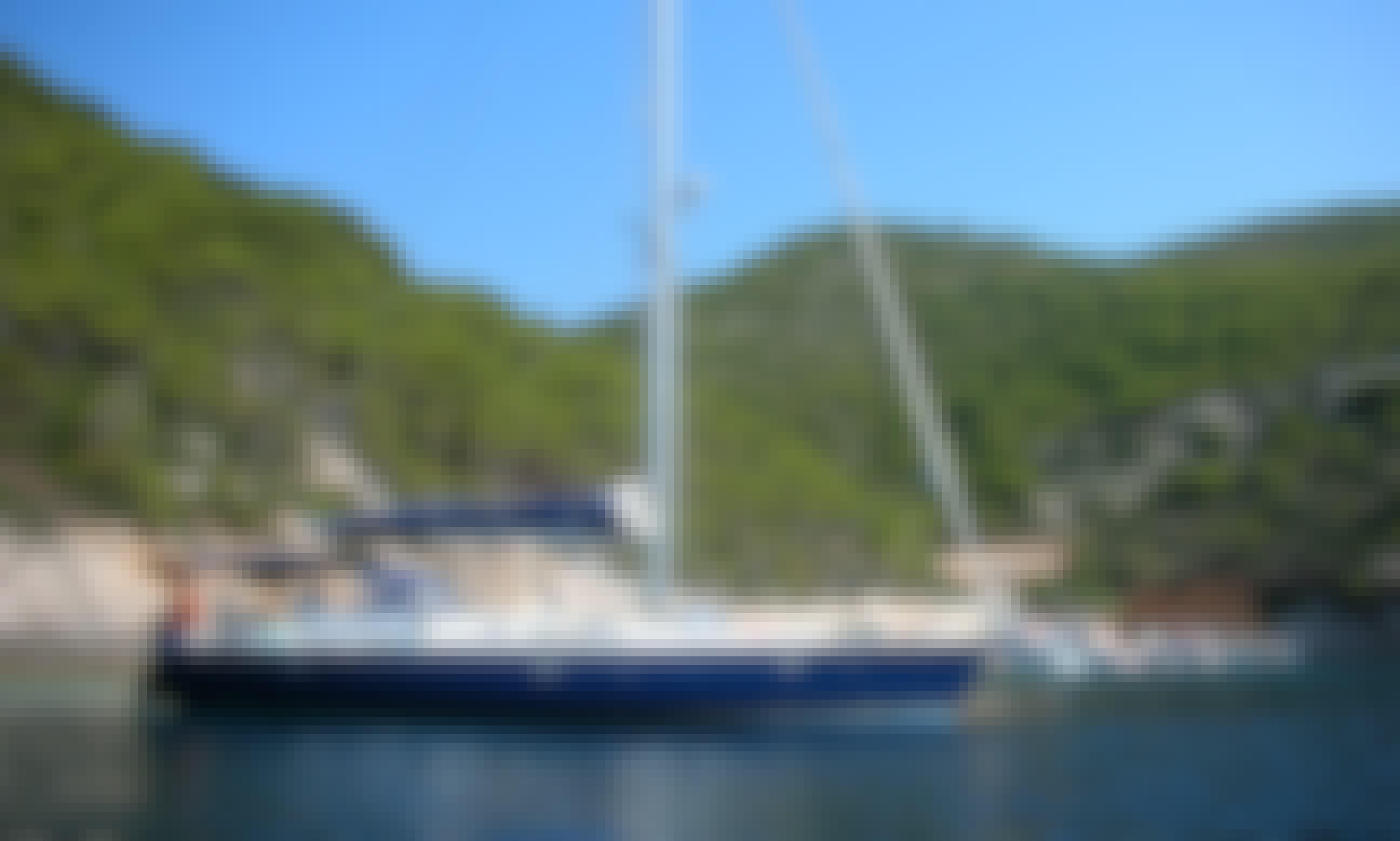 Jeannueau SO 52 Sailing Yacht Charter in San Ġiljan, Malta