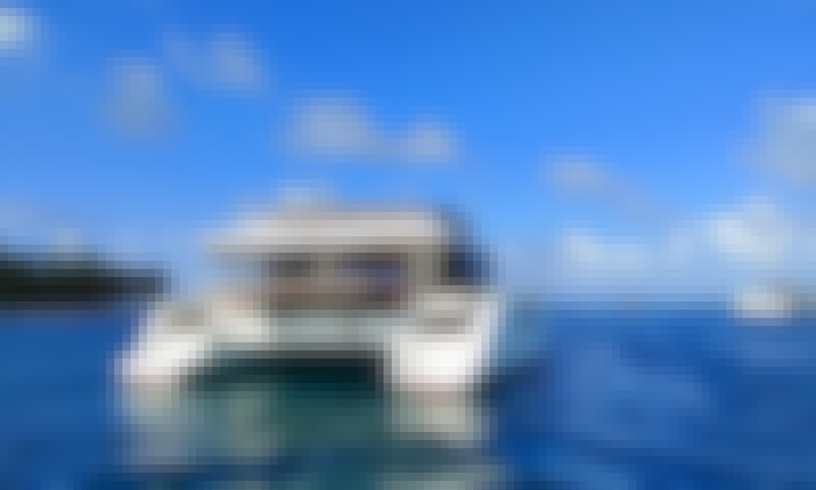 All Inclusive 58 feet Catamaran Charter San Blas