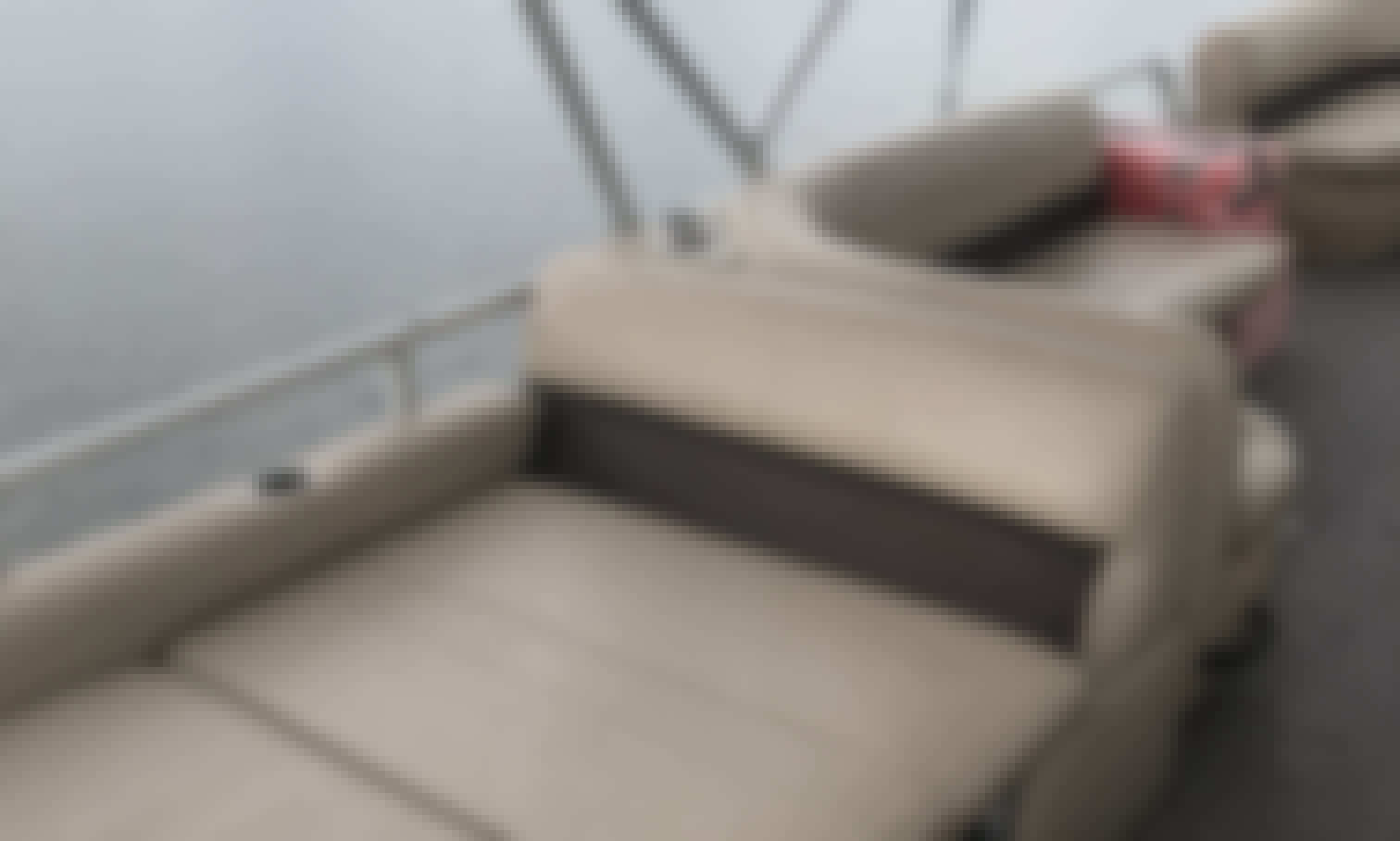 Spacious 22' 115HP Luxury Pontoon boat for Hire in Lake Geneva, Wisconsin