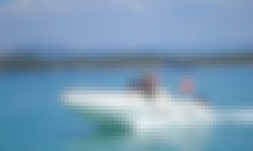 Nautica GS 580 Powerboat for Rent in Vourvourou, Greece
