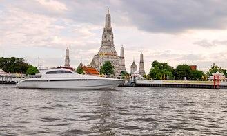 Luxury Yacht Charter in Bangkok
