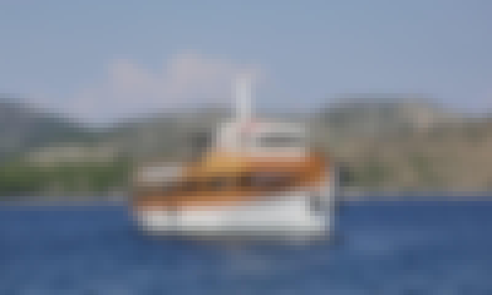 Wonderful Boat Tour in Zadar, Croatia
