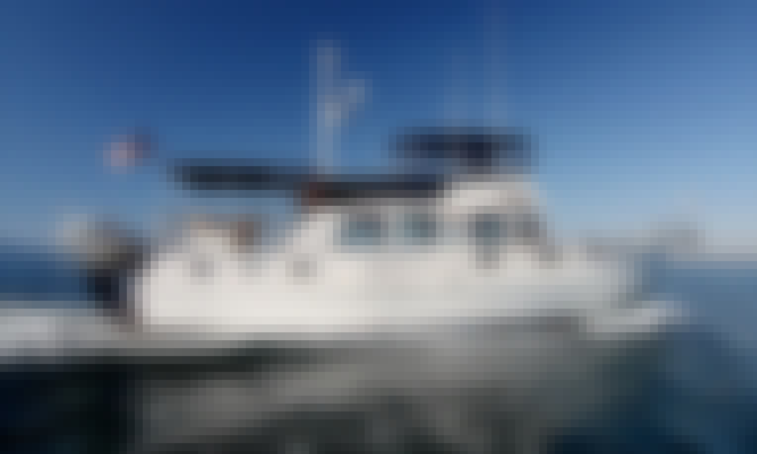 Nice and Comfortable 49′ Grand Banks Motor Yacht in Bellingham