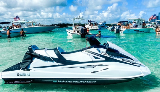 2020 Yamaha VX Limited (FUNTUBE, SPEAKER, GAS INCLUDED ...